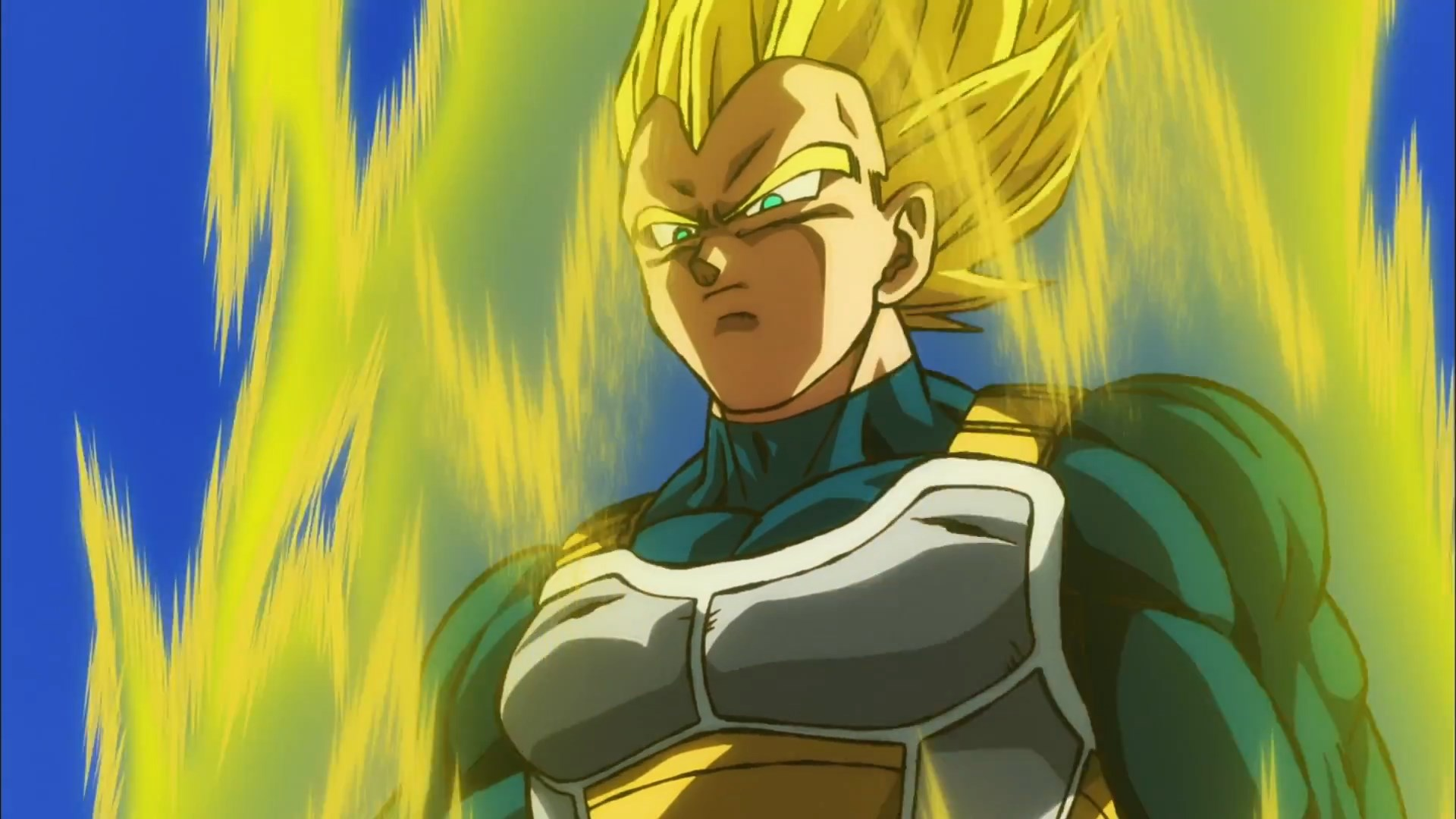 Dragon Ball Super BROLY : Vegeta Super Saiyan
