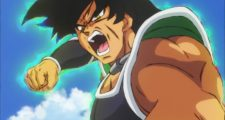 Dragon Ball Super BROLY : Un premier synopsis complet apparait sur Cine Colombia