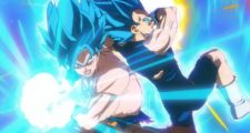 Dragon Ball Super BROLY : Nouvelles images