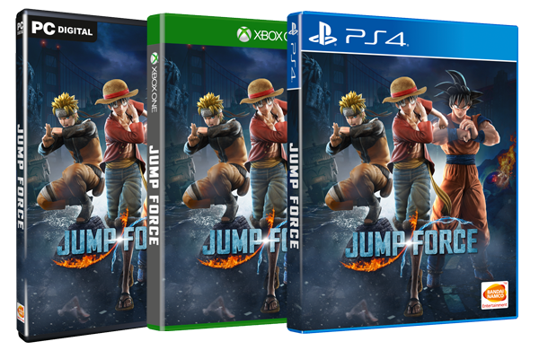 JUMP FORCE EDITION STANDARD