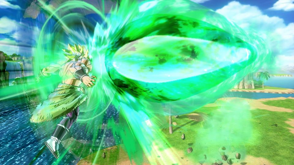 Dragon Ball Xenoverse 2 : Broly Super Saiyan Full Power