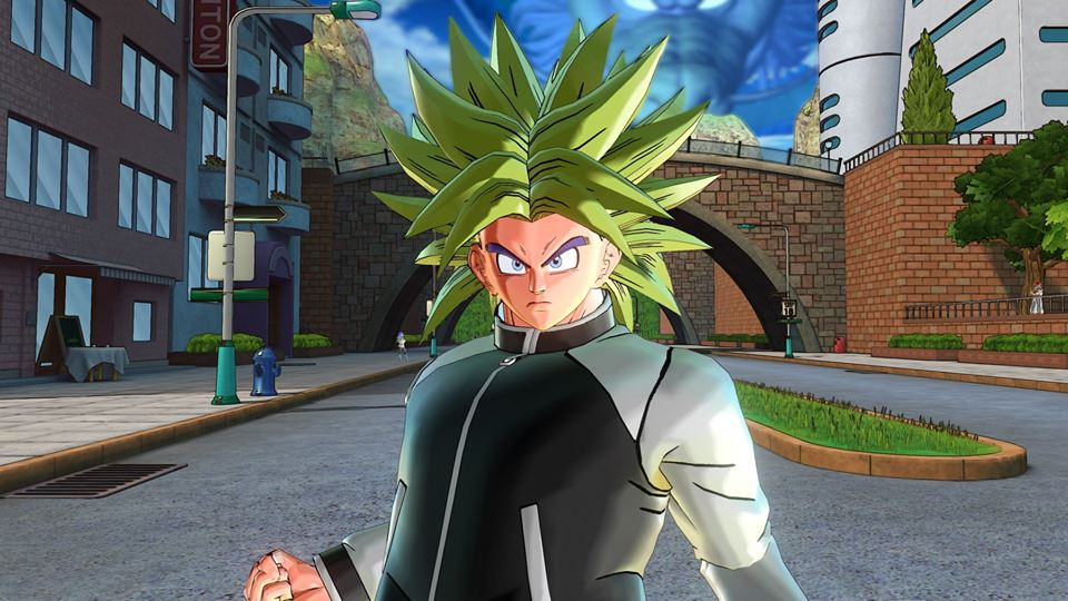 Dragon Ball Xenoverse 2 : Perruque de Broly