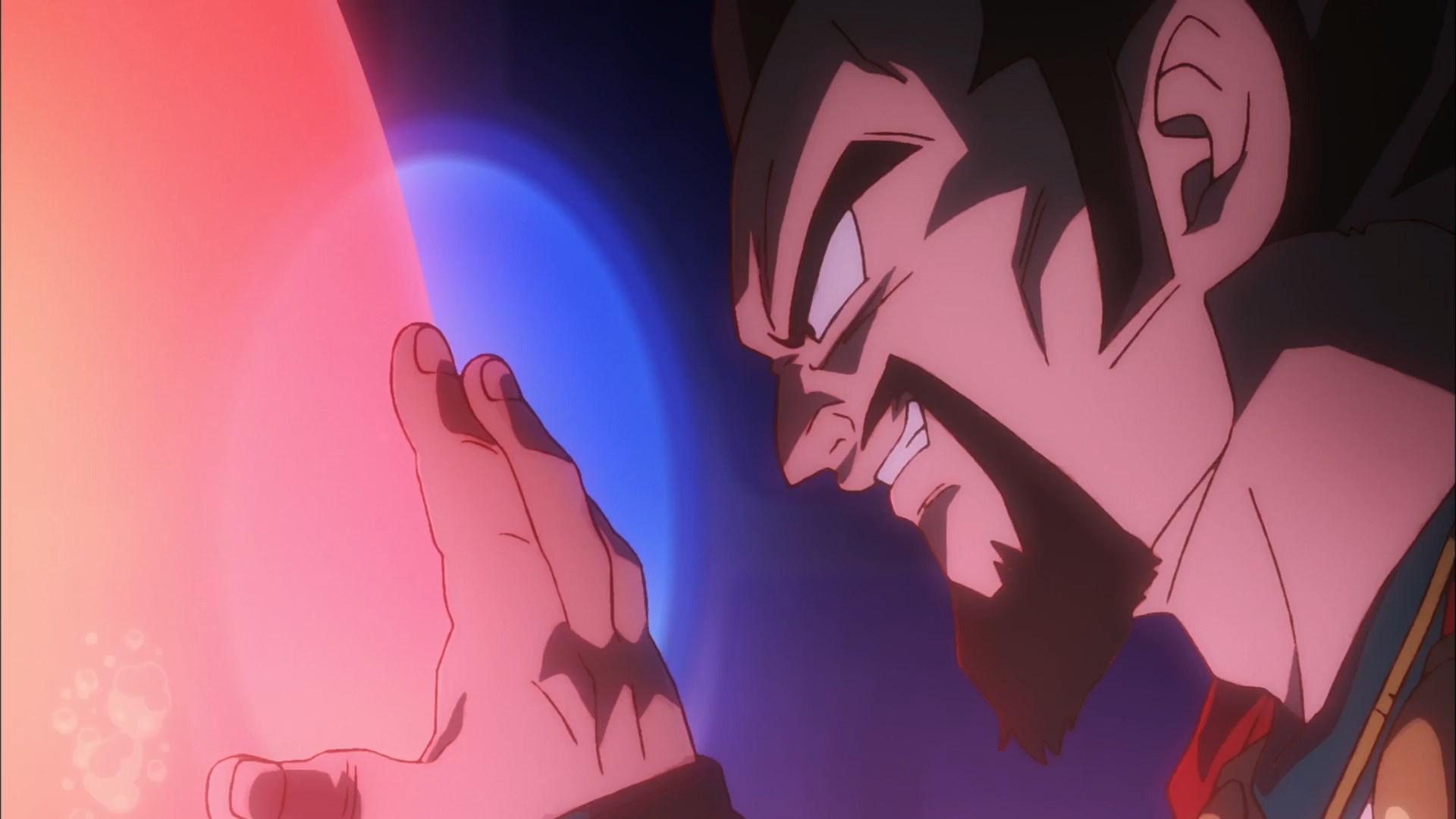 Dragon Ball Super Broly : Roi Vegeta