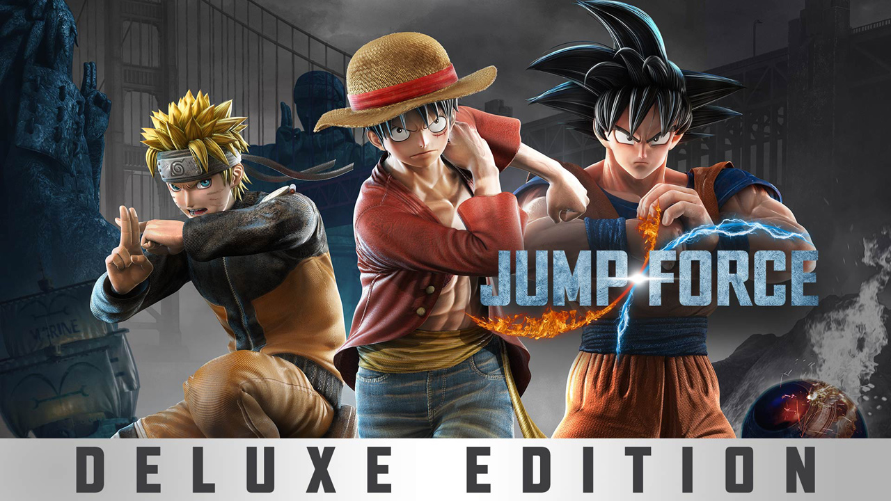 JUMP FORCE EDITION DELUXE