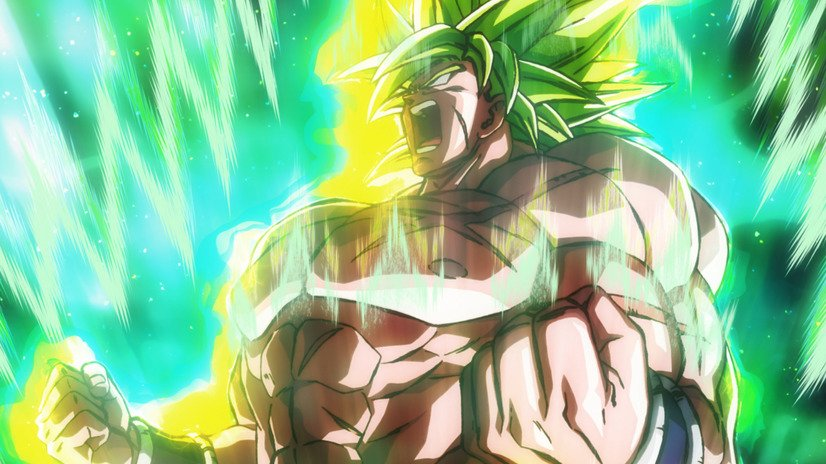 Dragon Ball Super BROLY - Broly Full Power