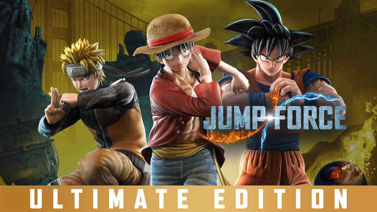 JUMP FORCE EDITION ULTIMATE