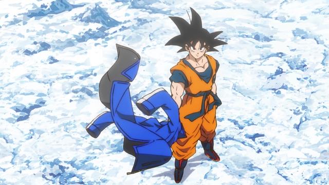 Dragon Ball Super BROLY : Goku