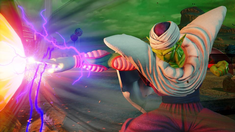 Jump force : Piccolo