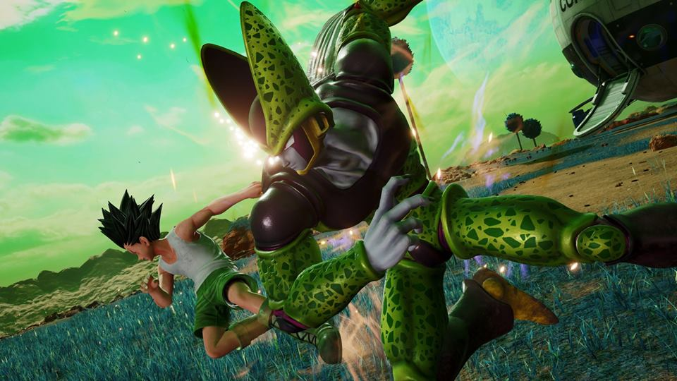 Jump force : Cell