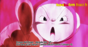 Dragon Ball Super Épisode 103 : Diffusion française