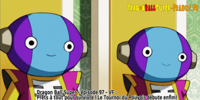 Dragon Ball Super Épisode 97 : Diffusion française