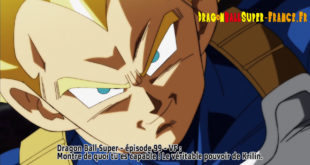 Dragon Ball Super Épisode 99 : Diffusion française