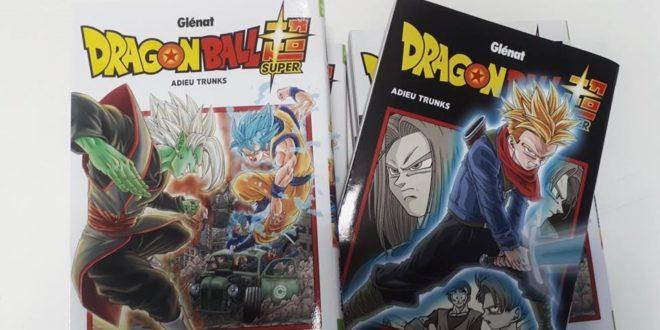 Dragon Ball Super : La sortie du tome 5 repoussée d'une semaine