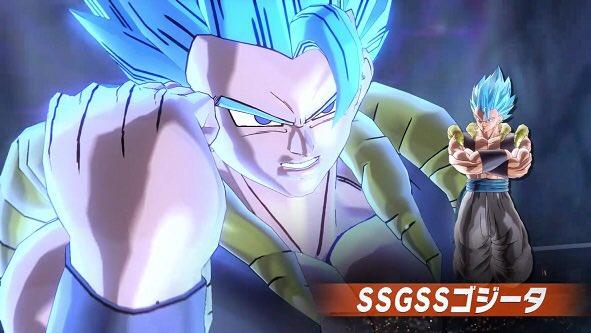 Dragon Ball Xenoverse 2 : Gogeta Blue