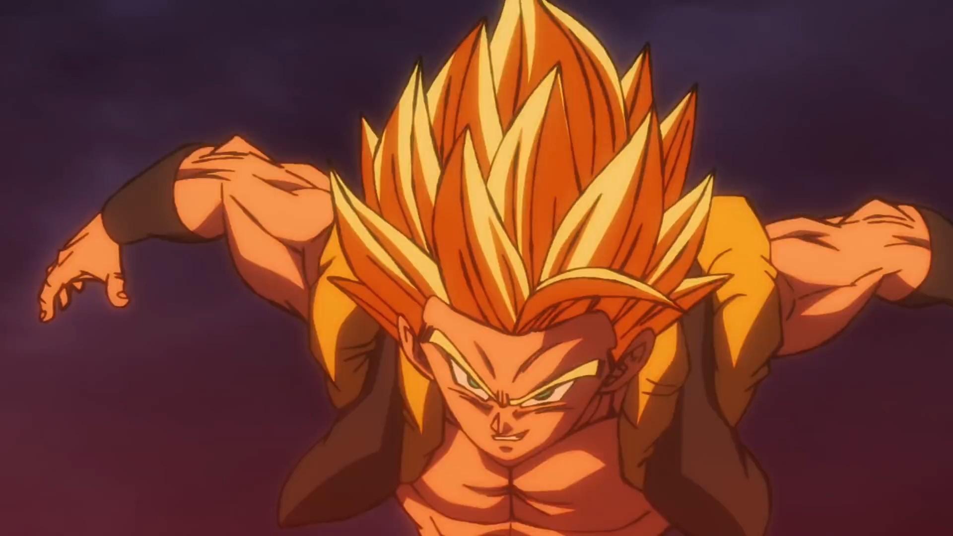 Dragon Ball Super BROLY : Gogeta Super Saiyan