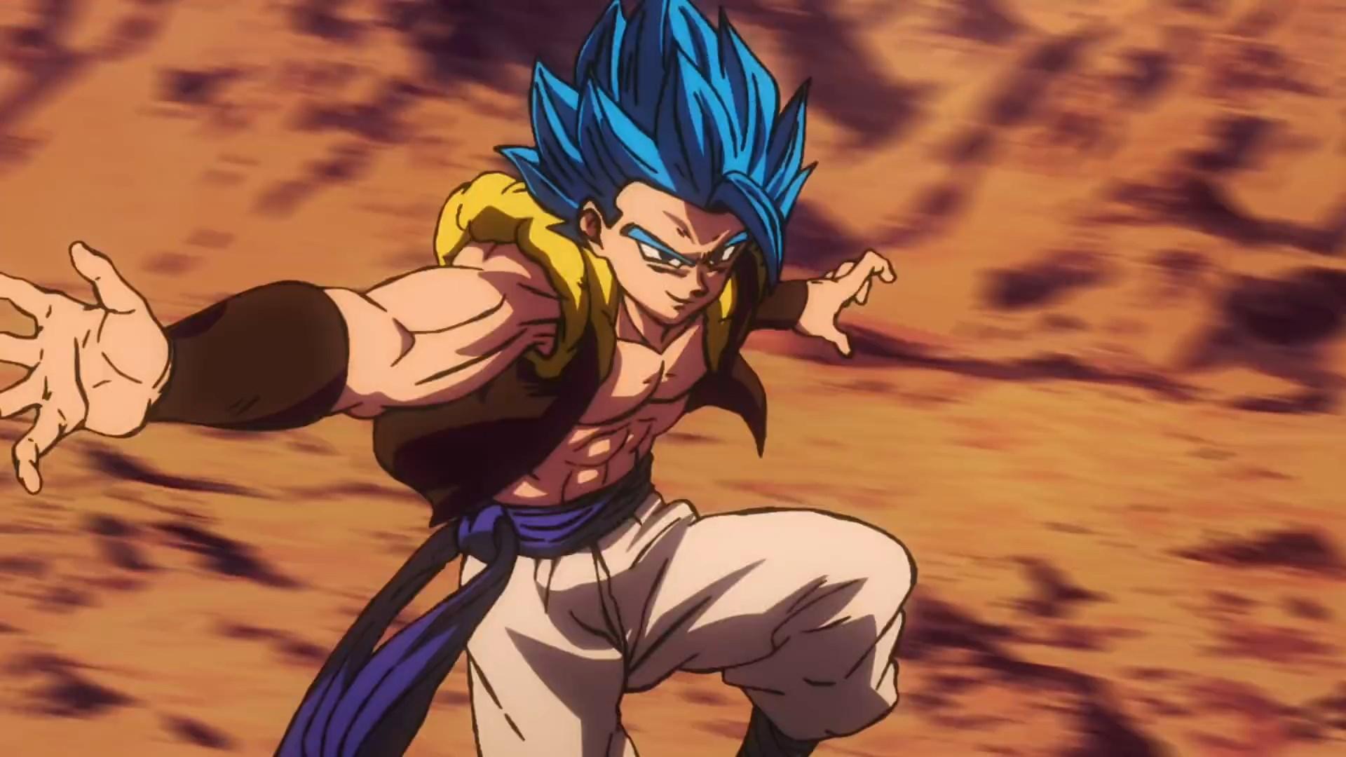 Dragon Ball Super BROLY : Gogeta Super Saiyan Blue
