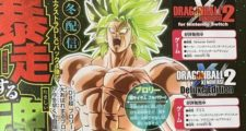 Dragon Ball Xenoverse 2 : Broly Super Saiyan Full Power dans l'EXTRA PACK 4