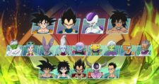 Dragon Ball Super BROLY : Bardock, Gine, Roi Vegeta, Roi Cold et Beets apparaissent sur le site officiel
