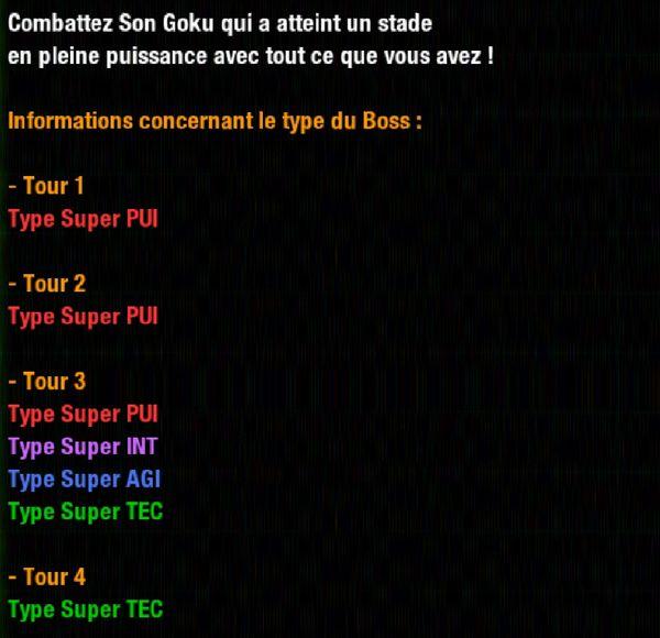 Dragon Ball Z Dokkan Battle : Goku SSJ4 - La Puissance des Saiyans Explose !