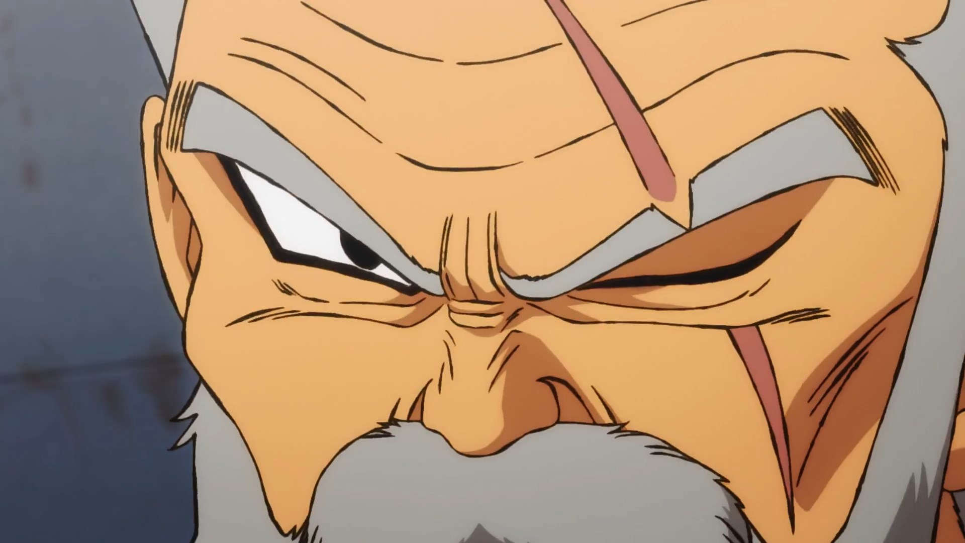 Dragon Ball Super BROLY : Paragus