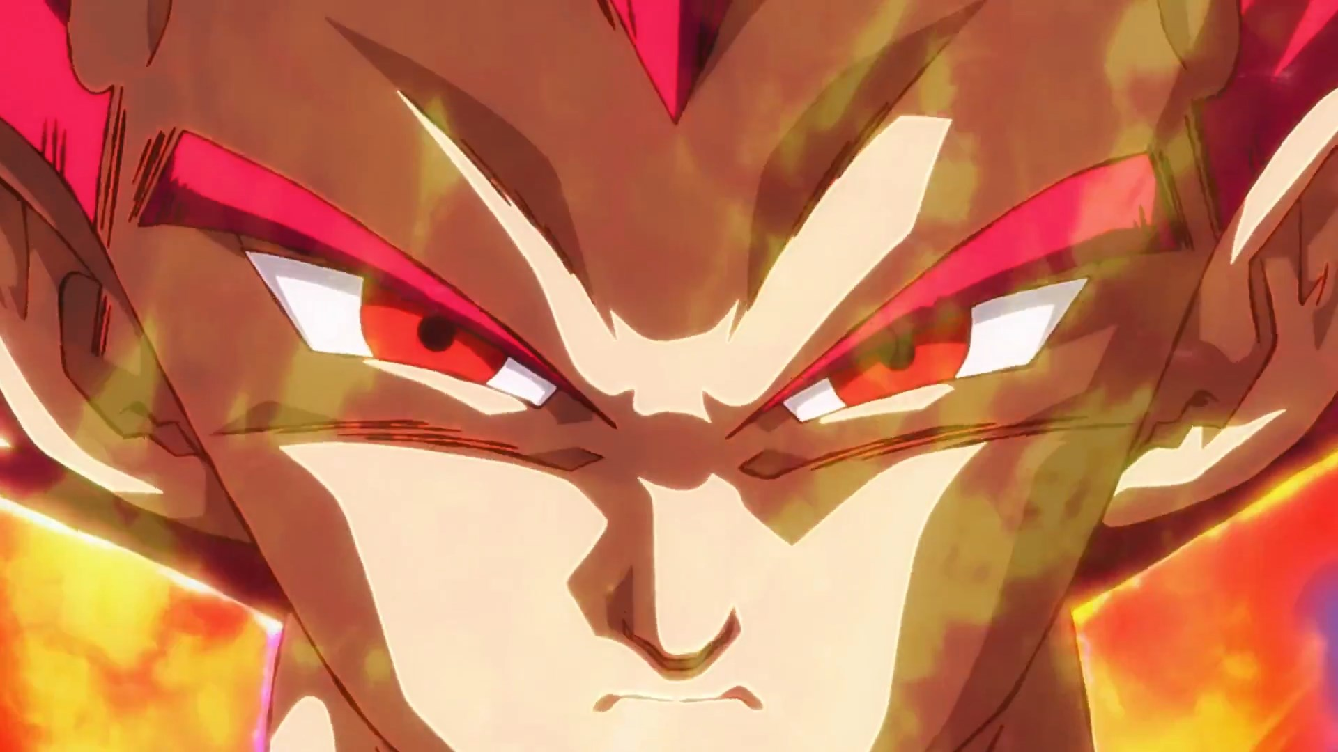 Dragon Ball Super BROLY : Vegeta Super Saiyan God