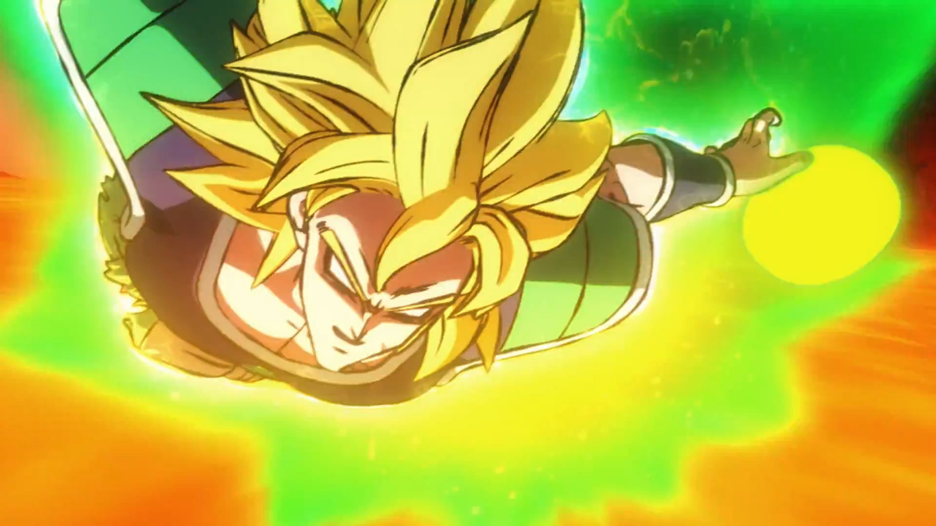 Dragon Ball Super Broly : Broly Super Saiyan