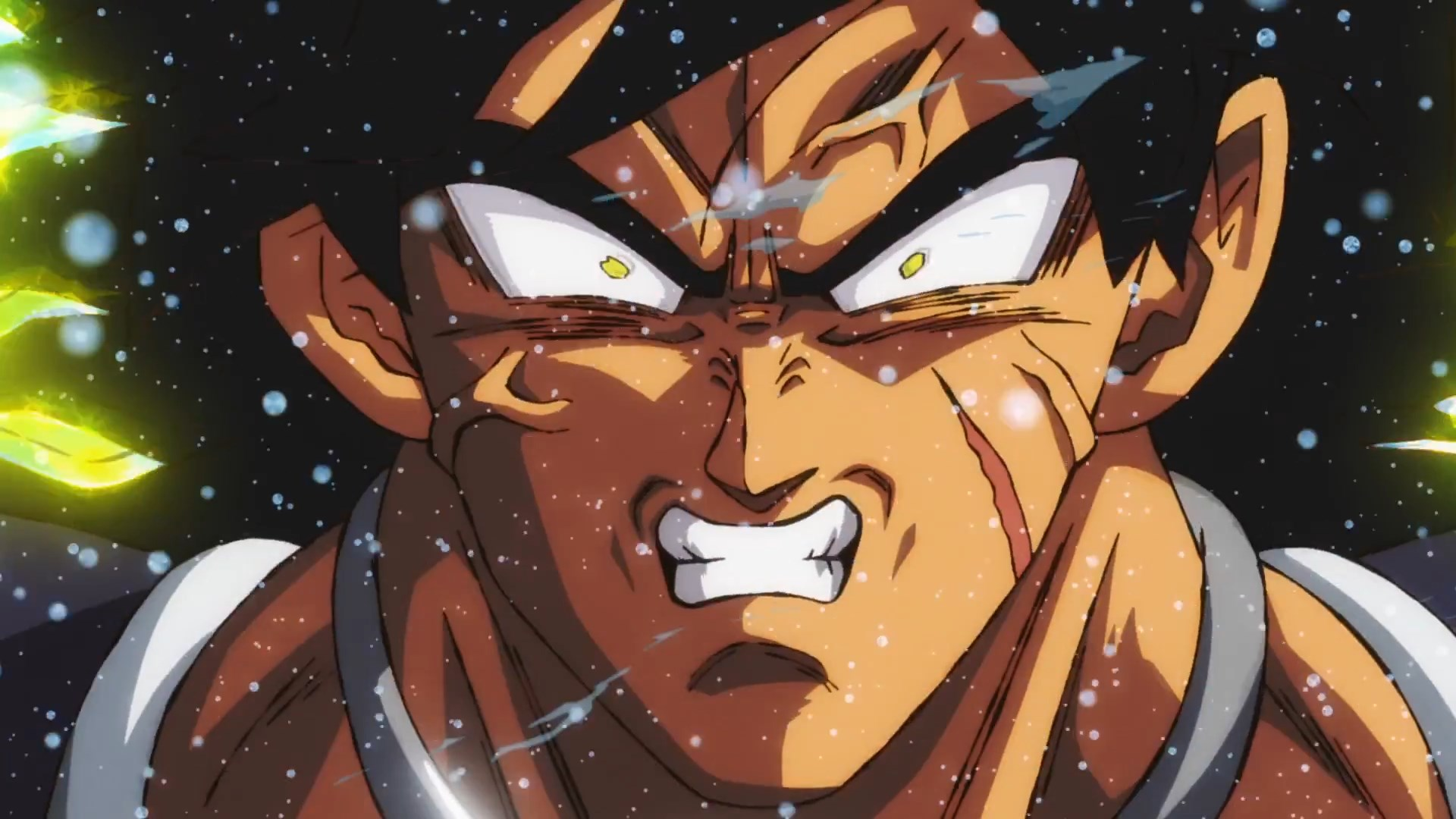Dragon Ball Super Broly Le Plein D Images Hd Du Trailer 3 Dragon