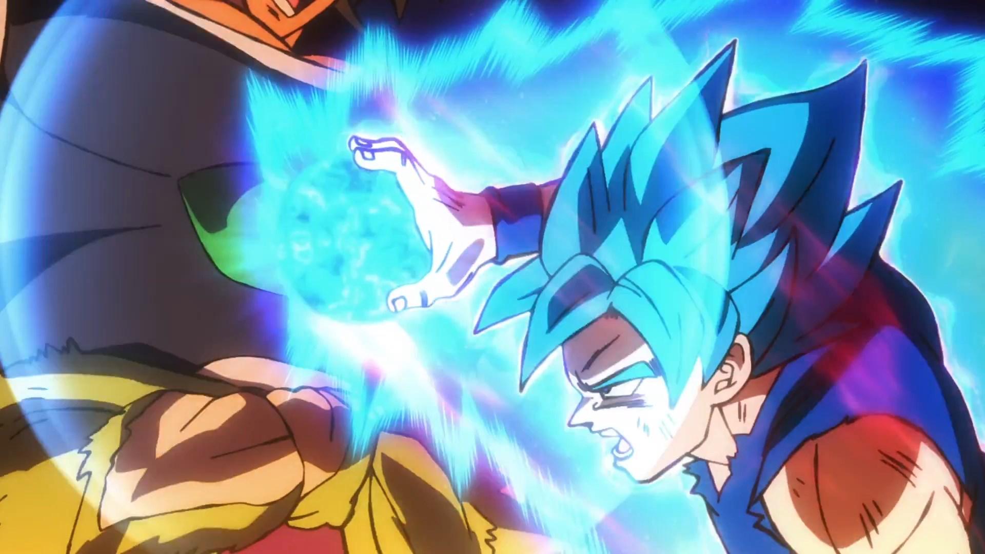Dragon Ball Super Broly : Goku VS Broly