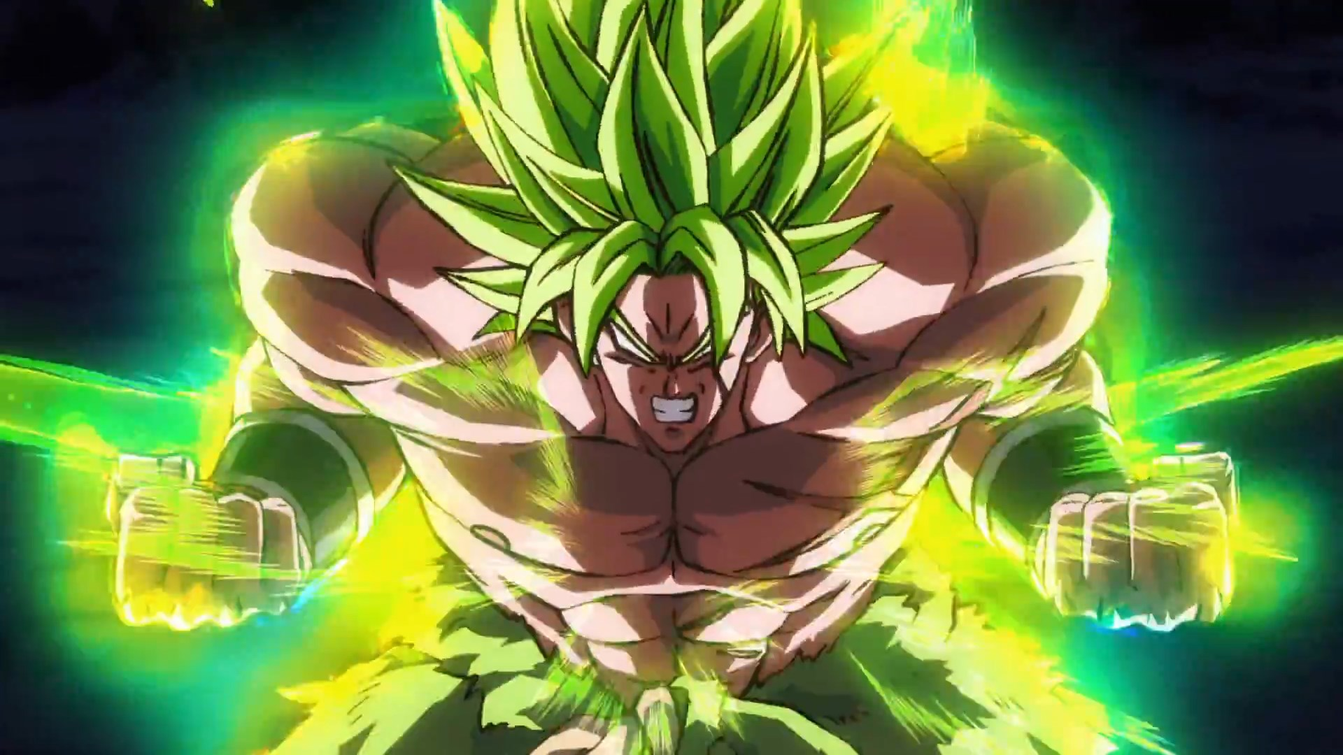 Wallpapers De Dragon Ball Super Broly