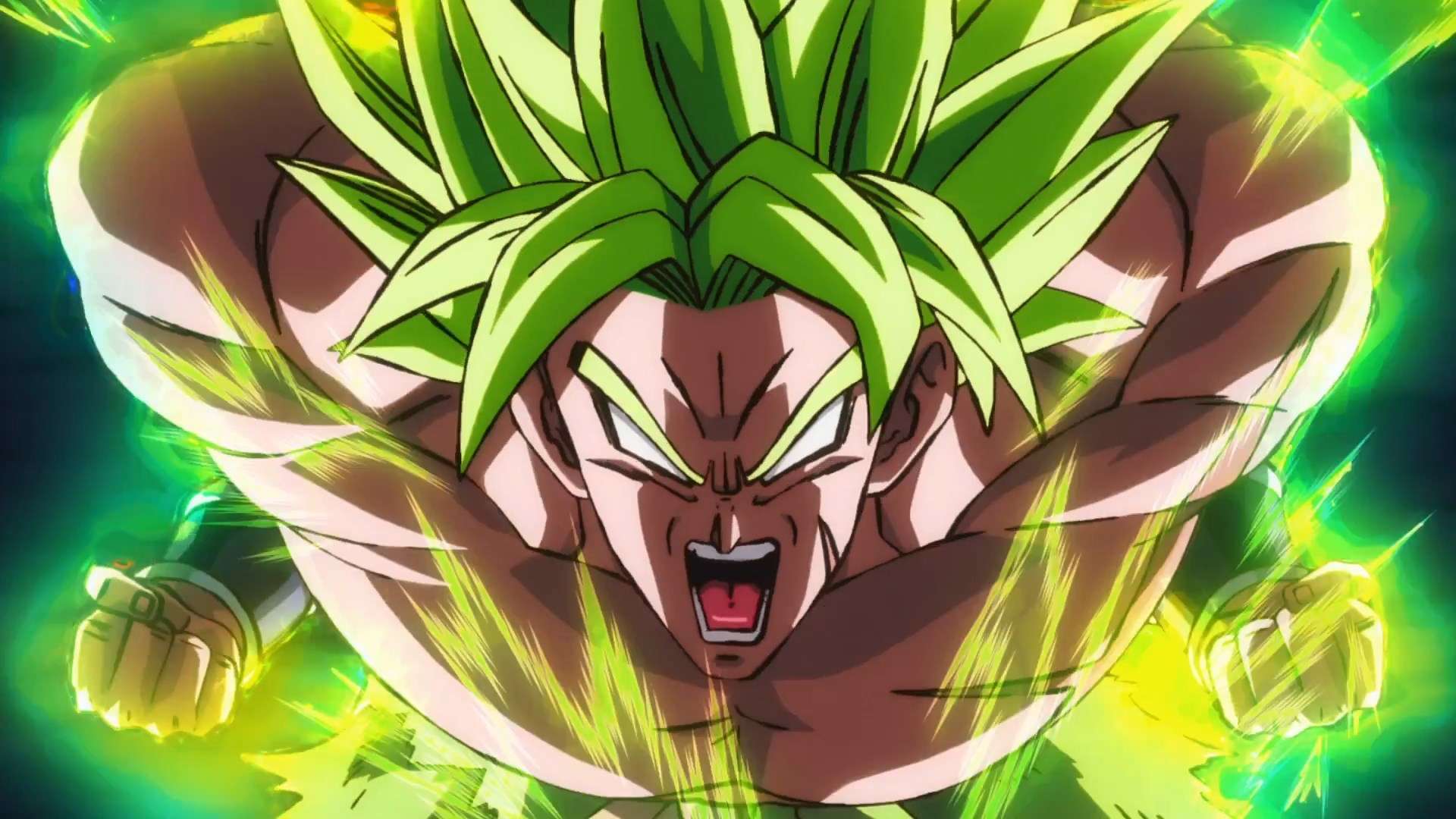 Dragon Ball Super BROLY : Le plein d'images HD du trailer 3