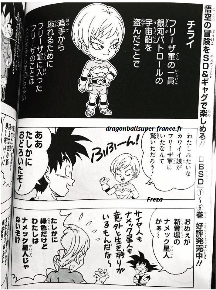 Dragon Ball Super BROLY : Le chapitre bonus par Naho Ooishi et Yoshitaka Nagayama