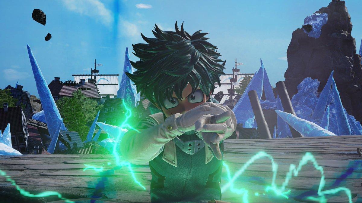 JUMP Force : Midoriya Izuku (My Hero Academia)