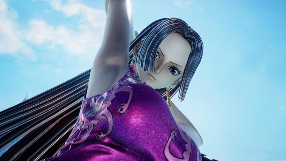 JUMP FORCE Boa Hancock