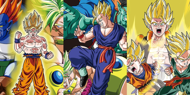 Dragon Ball The Movies Blu-ray : Les volumes 4, 5 et 6 sont disponibles au Japon