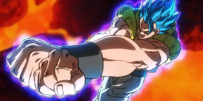 Dragon Ball Super BROLY : Nouveau Spot TV spécial Gogeta VS Broly