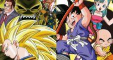 Dragon Ball The Movies Blu-ray : Visuels des volumes 7 et 8