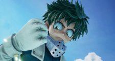 JUMP Force : Midoriya Izuku (My Hero Academia) également annoncé