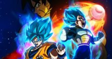 Dragon Ball Super BROLY : La tracklist de l'OST