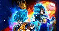 Dragon Ball Super BROLY : Écoutez gratuitement des extraits de l'OST
