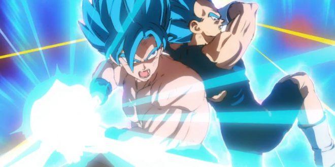 Dragon Ball Super BROLY est déjà un énorme succès au Japon