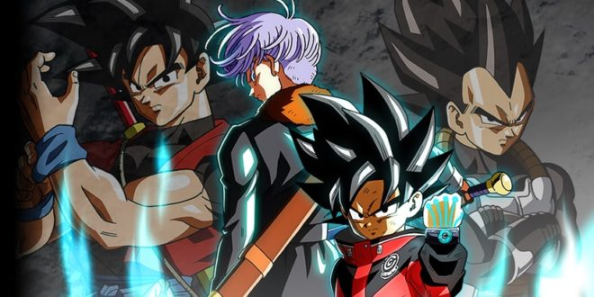 Super Dragon Ball Heroes World Mission : Jaquette et date de sortie japonaise