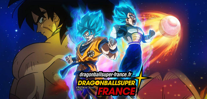 Page Faceboko Dragon Ball Super - France