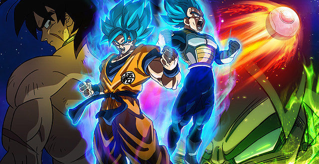 Dragon Ball Super Broly est devenu le film le plus rentable de la franchise au Japon