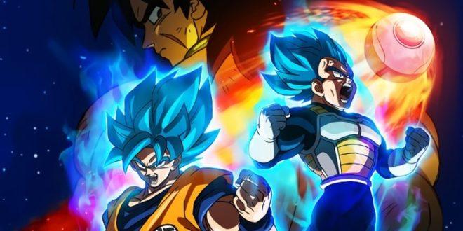 Le film Dragon Ball Super Broly a rapporté environ 7 Millions de Dollars pour son premier jour aux USA