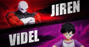 Dragon Ball FighterZ : Jiren, Videl, Broly et Gogeta annoncés avec le FighterZ Pass 2