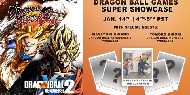 Bandai Namco annonce un livestream pour DB Xenoverse 2 et DB FighterZ le 15 janvier 2019