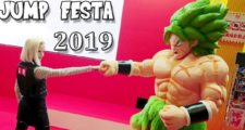 En visite à la JUMP FESTA 2019 avec Freza
