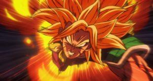 Dragon Ball Super BROLY : Liste des avant-premières du 23 et 24 janvier en France