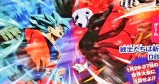 Jiren confirmé dans Dragon Ball FighterZ