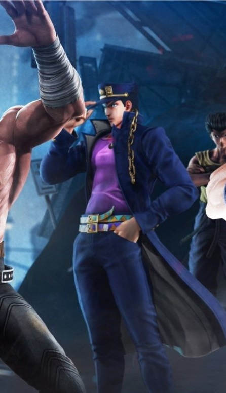 Jotaro Jump Force